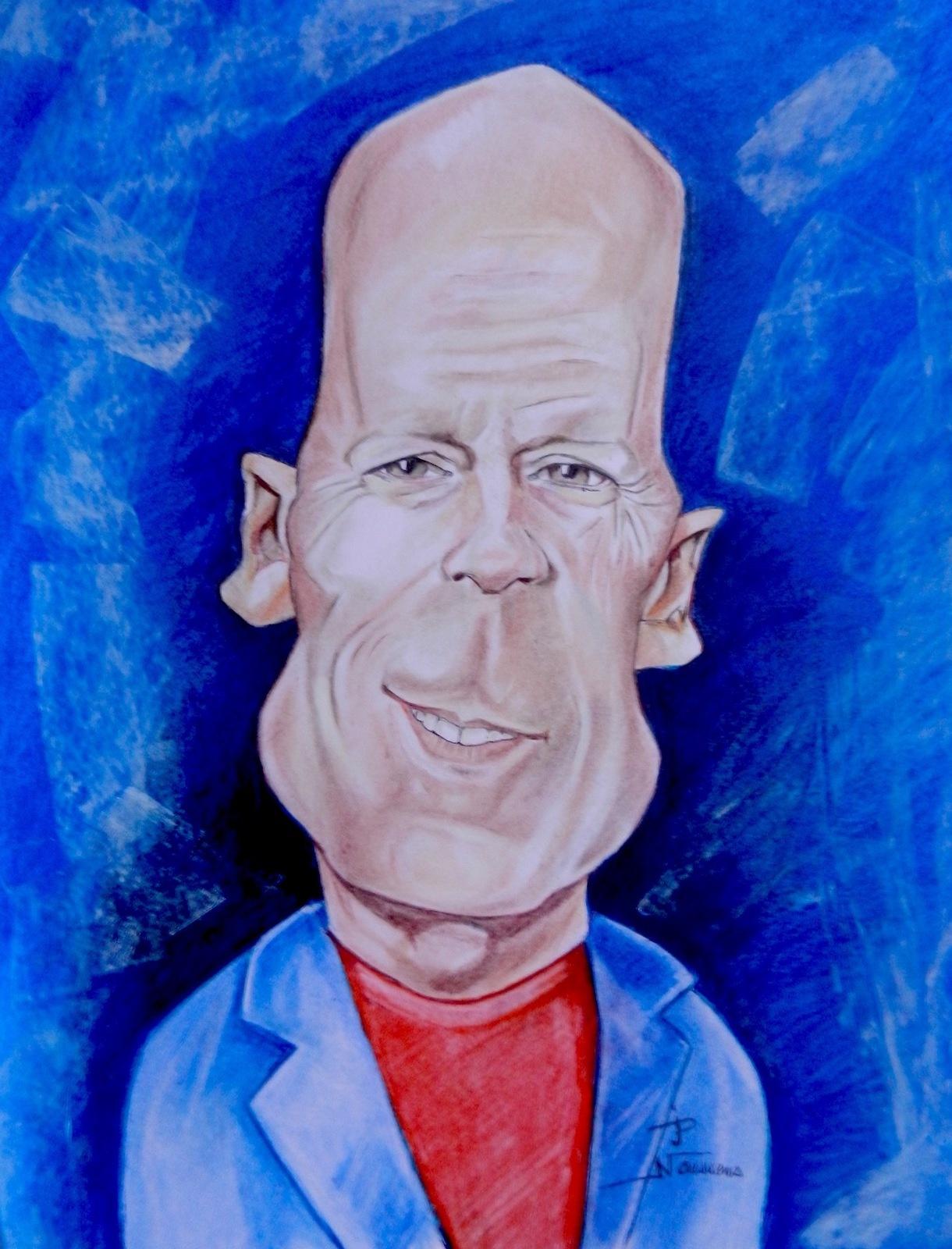 -------------Bruce Willis