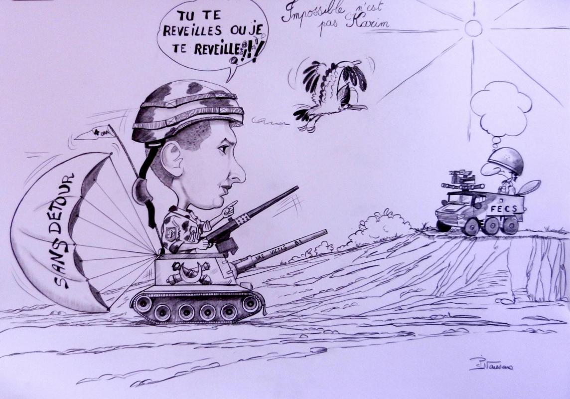 Caricaturiste lille nord hauts de france