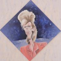 ------------david Bowies
