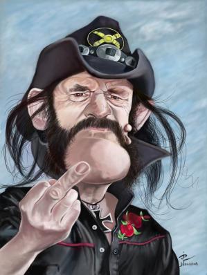 Lemmy kilmister motorhead la bonne mine
