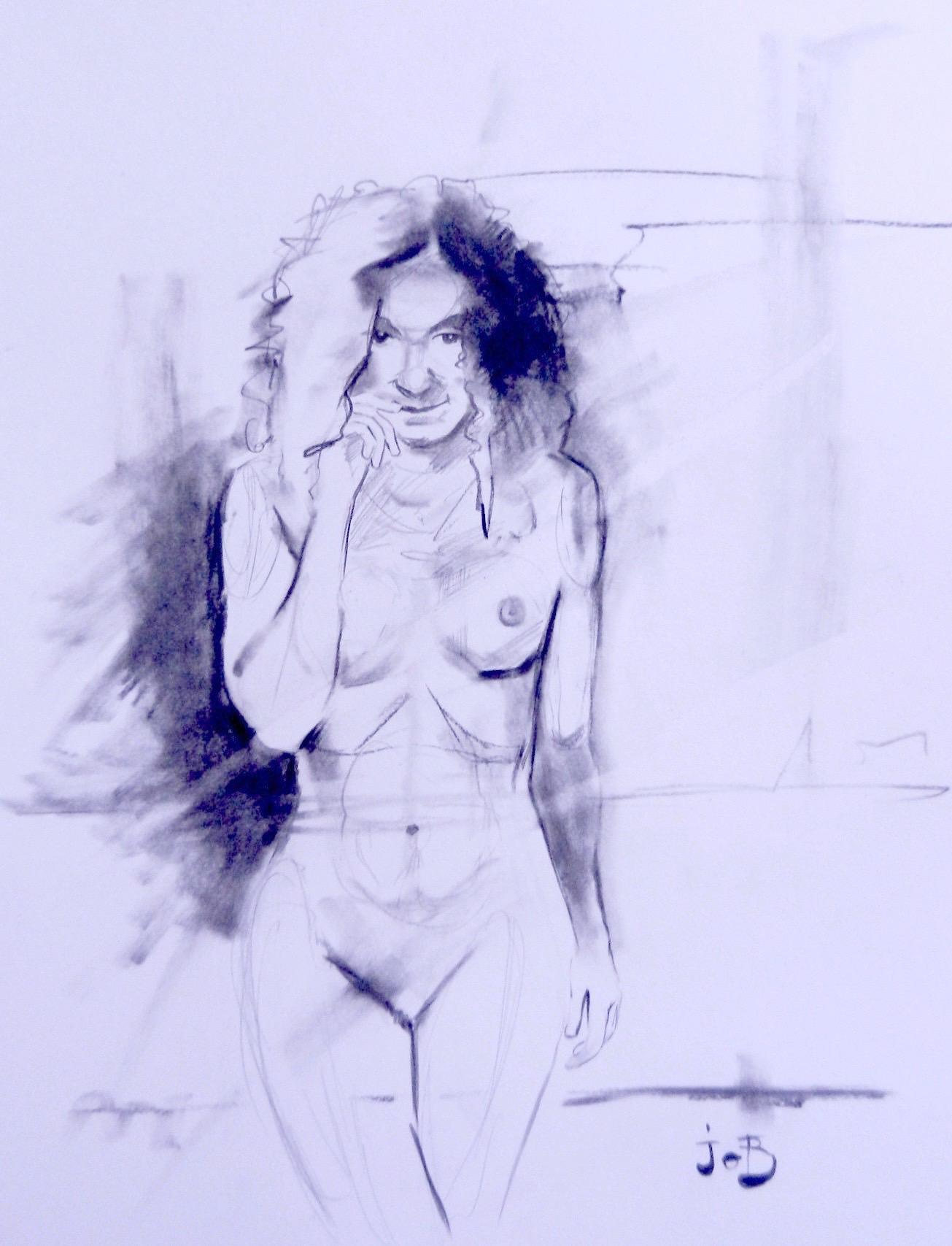 étude de nu